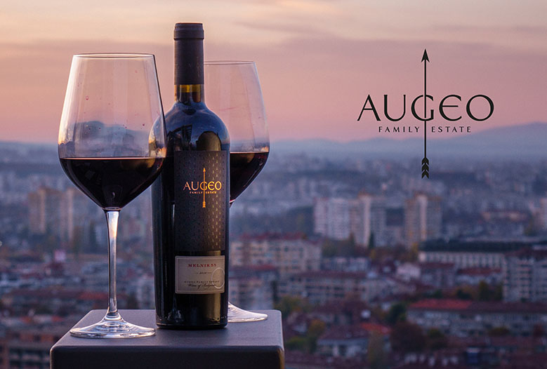 Bulgarian Wine Augeo Family Estate with Double Gold Medal from CWSA China 2018
