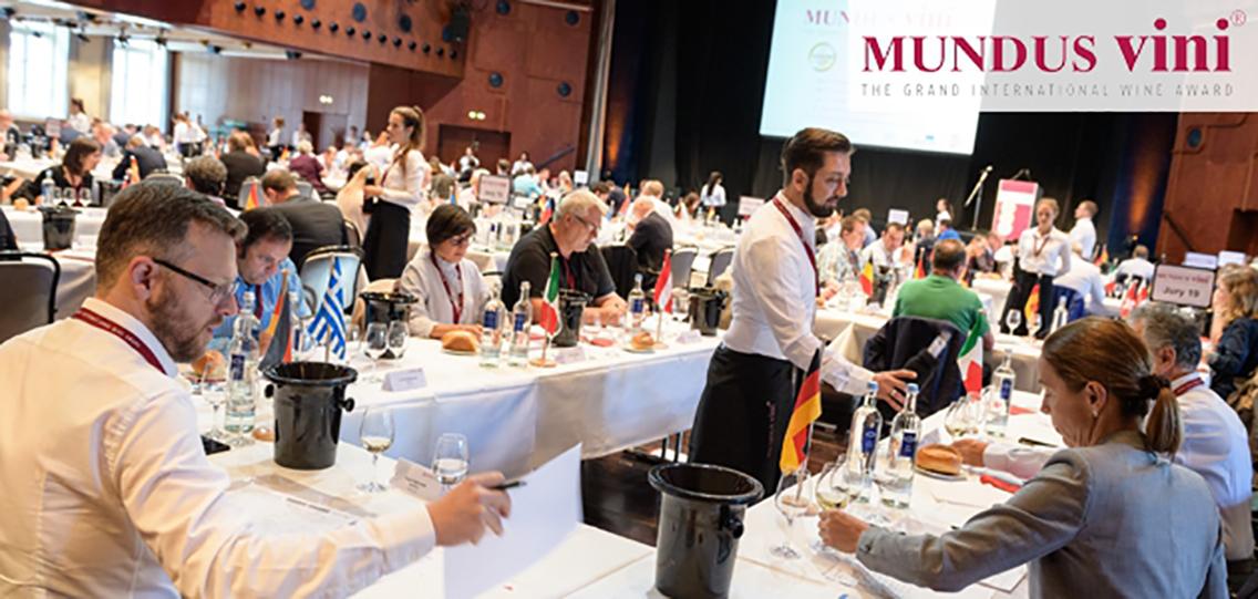 Augeo Melnik 55 Participates at Mundus Vini