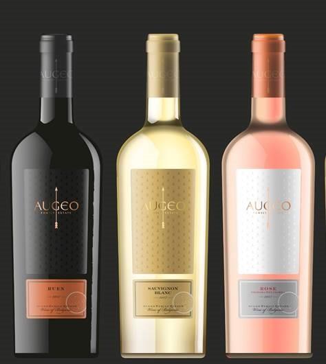 Очаквайте скоро – бели вина и розета Аугео