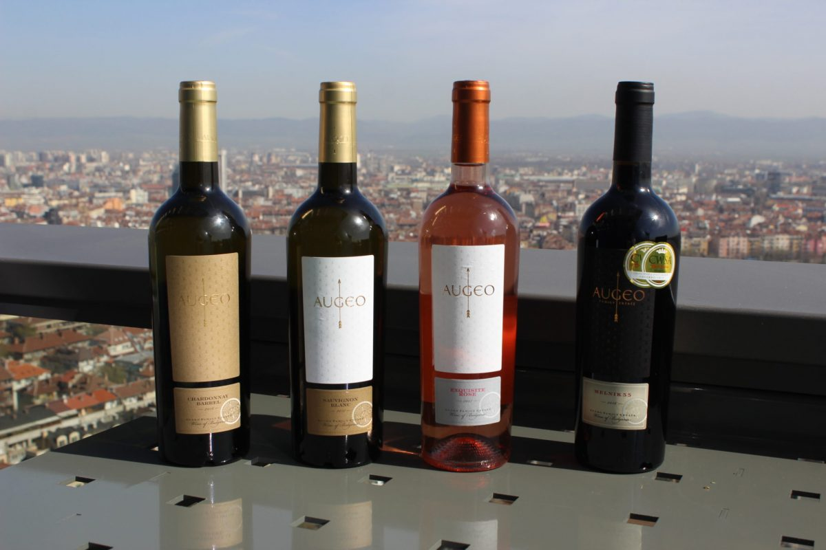 Wines from the New Vintage of Augeo Family Estate Participate in International Wine Competitions