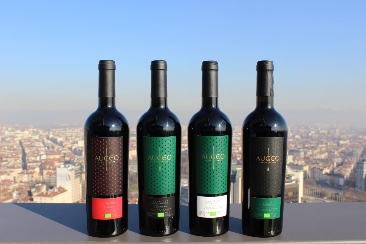 Debut for Augeo Family Estate's Bio Wines
